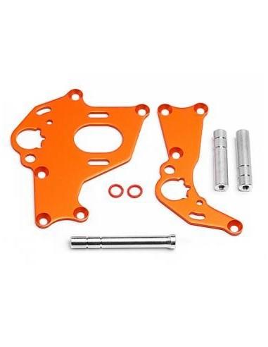 Suport motor aluminiu Sprint2 (Orange)