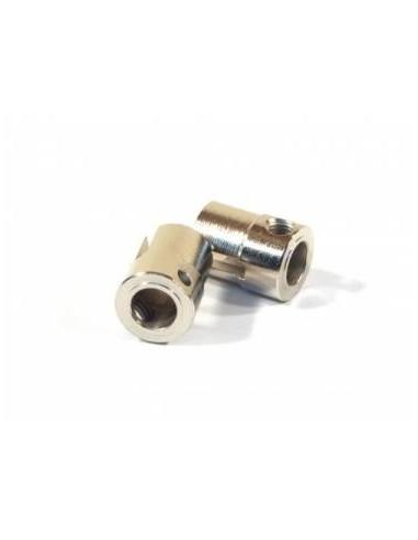 CUPA CARDAN HEAVY-DUTY SAVAGE 8x14x19mm (ARGINIU/2buc)