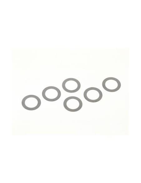 Saibe 12x18x0.2mm (6buc)