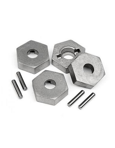 Set Hex 17mm si pini (4buc)
