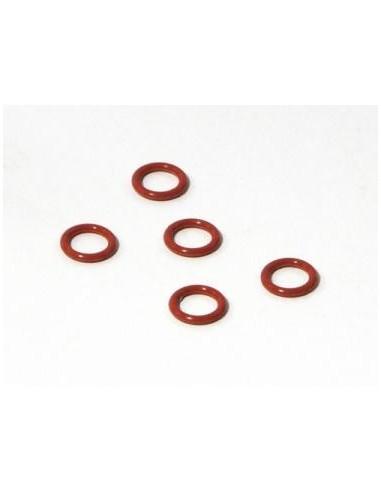 O-RING 4.5x6.6mm (Rosu/5 buc)