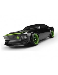 Automodel HPI RC RTR NITRO RS4 Monster Mustang RTR X 2014