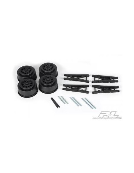 Kit Conversie Proline Protrac Suspension Traxxas Slash 4x4