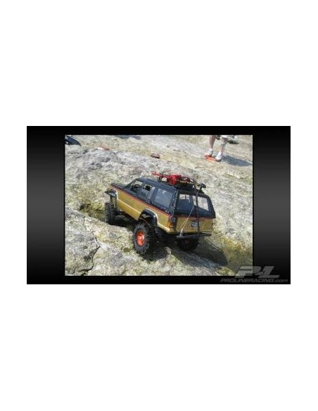 Caroserie Proline 1992 Jeep Cherokee Body 1/8 MT 1/10 Crawl