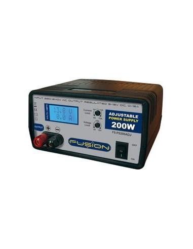 Sursa externa Fusion 200W/0-15A Reglabila
