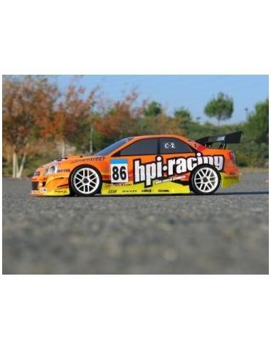 Caroserie HPI Subaru Impreza Racing (nevopsita/190mm/WB255mm)