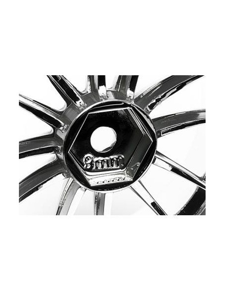 JANTE WORK XSA 02C 26mm CROMATE/AURII (9mm OFFSET)
