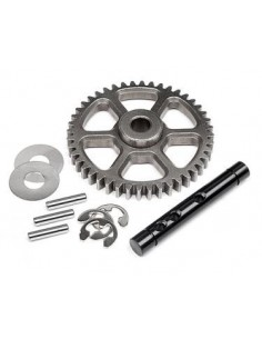 Idler gear 44T / Shaft set Savage