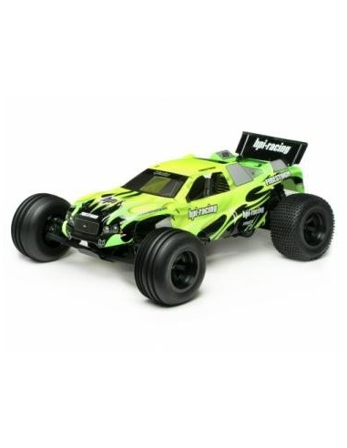 Caroserie Firestorm DSX PAINTED BODY (NEGRU/VERDE)