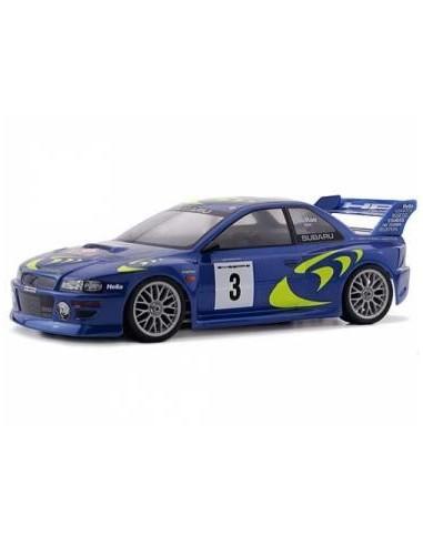 Caroserie SUBARU Impreza WRC '98 BODY (190mm)