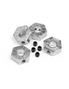 Set Hexuri Roata cu Blocare HPI Blitz 12mm (4 buc)