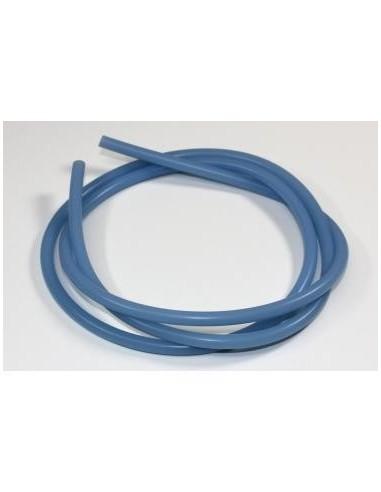 Furtun Combustibil Siliconic Albastru 1 Metru Absima
