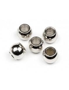 Set Bile Amortizor 5.8x5mm HPI Bullet/WR8 (5 buc)