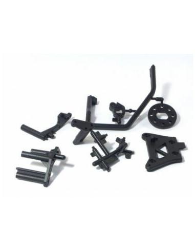Set Elemente Plastic Nitro RS4