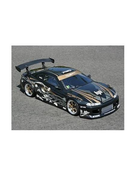 SET ELERON GT TOURING/DRIFT (SCARA1/10 / NEGRU)