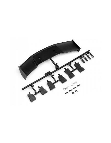 SET ELERON GT TOURING/DRIFT TIP D (SCARA1/10 / NEGRU)