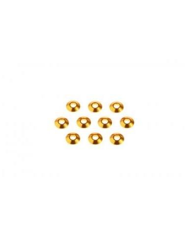 PIVOT BALL BUSHING TEAM DURANGO DEX408/DNX408 (10 buc)