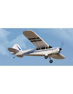 Avion Super Cub RTF cu 2.4GHZ Spektrum DX4E Anti Crash Technolog