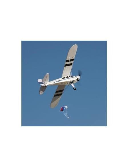 Avion Super Cub RTF cu 2.4GHZ Spektrum DX4E Anti Crash Technolog