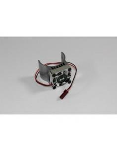 Radiator motor cu ventilator TWISTER 540size