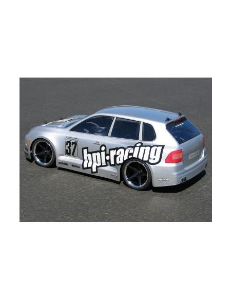 Caroserie Hpi Porsche Cayenne Turbo (200mm/Nevopsita)