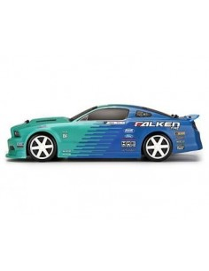 Automodel HPI Falken Tire 2013 Ford Mustang Micro RS4 Drift RTR
