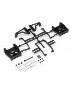 Set Turnuri /Suporti Caroserie/Roll Bar HPI Savage XS