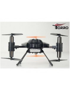UFO Quadcopter Tricopter Scorpion 6-AXE Gyro 4-Canale 2.4GHZ