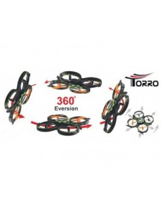 Drona UFO U816A 6-Axe 2.GHz 4-CH Gyro Quadcopter Torro Electric