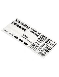 Autocolante HOONIGAN X HPI Black and White