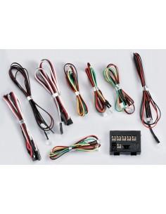 Sistem lumini Killerbody (12LED/Control Box) Special Scara 1/5 1/7