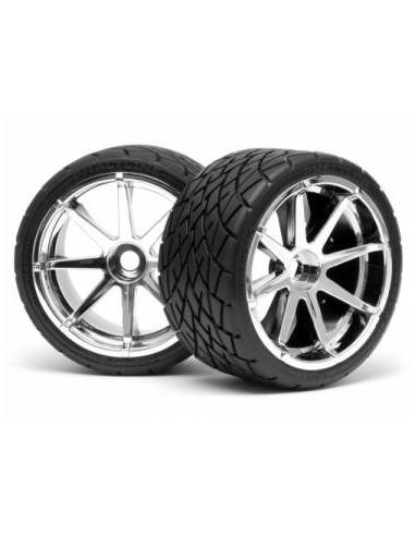 Cauciucuri PHALTLINE Tire 140x70mm pe Jante BLAST