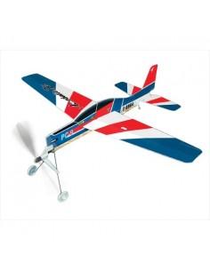 Aeromodel zbor liber PC-9 Acrobatic