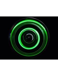 Set hex roata cu LED (verde/4buc/1.10)