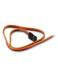 Cablu conector aurit UNI socket 30cm Yuki