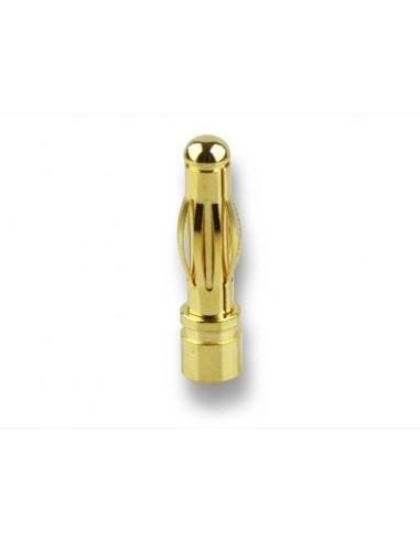 YUKIGOLD 4,0mm plug bulk