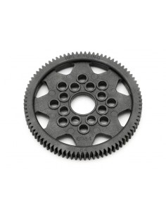 SPUR GEAR 84 DINTI (48 PITCH/FIBRA CARBON)