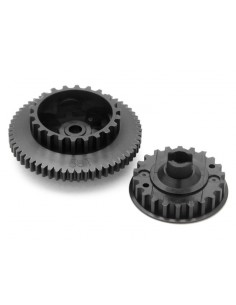 Set Spur Gear HPI Micro RS4