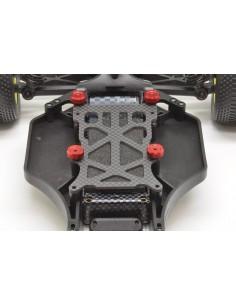 Suport acumulatori carbon dual Tresrey DEX210