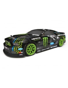 Caroserie vopsita HPI 2013 FORD MUSTANG VAUGHN/MONSTER/NITTO (200MM)