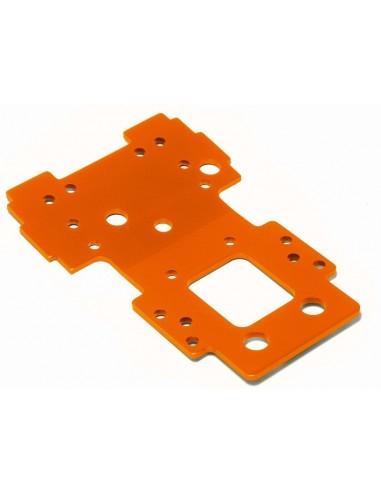 Perete despartitor inferior/Bulkhead 2.5mm HPI Savage