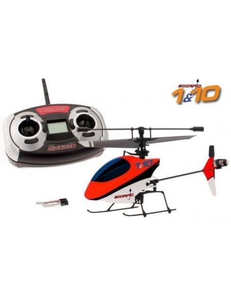 Elicopter Scorpio 1&10 RTF