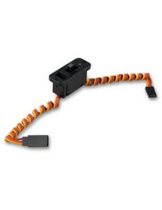 Buton pornire XXL cu port incarcare LED