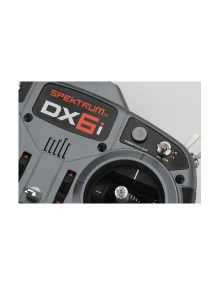 Transmitator SPEKTRUM DX6I DSMX 6-Canale(AR6210/2xAR400)