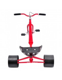 TRIAD Drift Trikes: Syndicate Rosu/Alb