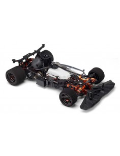 Automodel HB R8 1/8 Nitro Onroad Kit Competitii