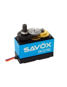 Servo Savox Waterproof Largescale 1/5 High Voltage SW0241MG