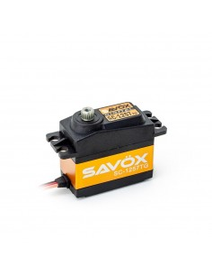 Servo Savox SC-1257TG Super Speed Titanium Gear Digital