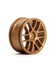JANTE HPI SPLIT 6 WHEEL 26mm GOLD