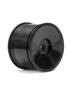 Set Jante DISH WHEEL BLACK (83x56mm/2 buc)